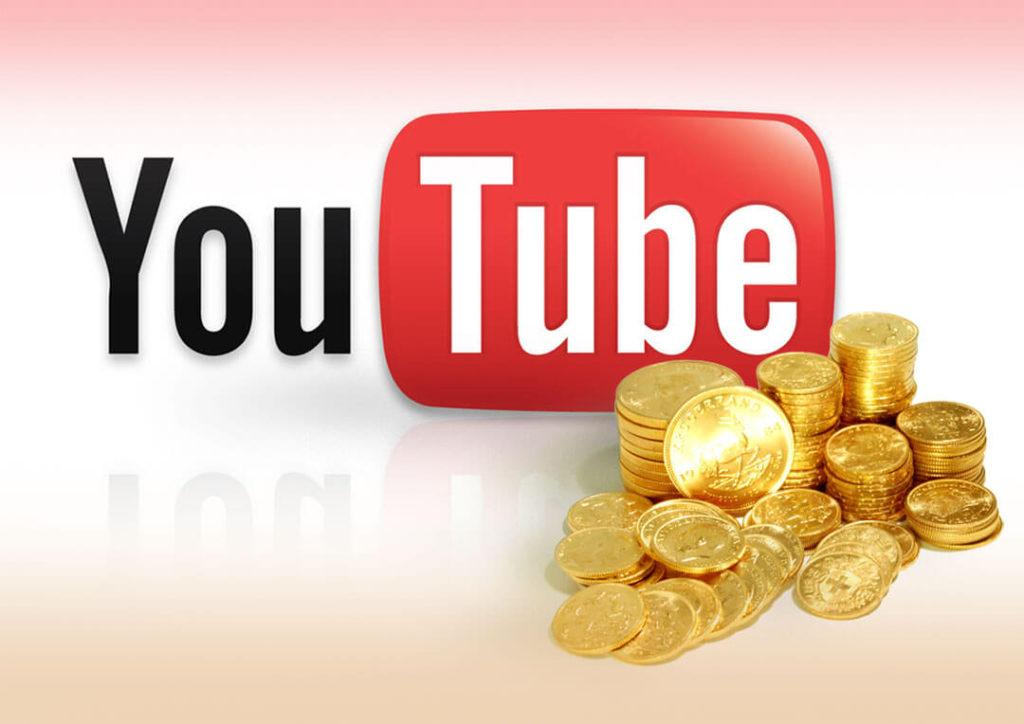 earning with youtube