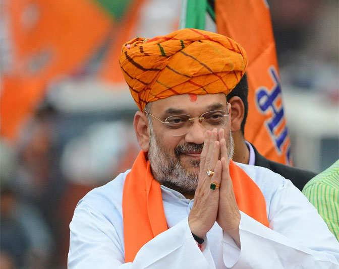 Happy Birthday Amit shah