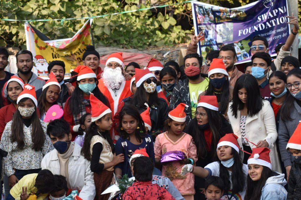 क्रिसमस donation