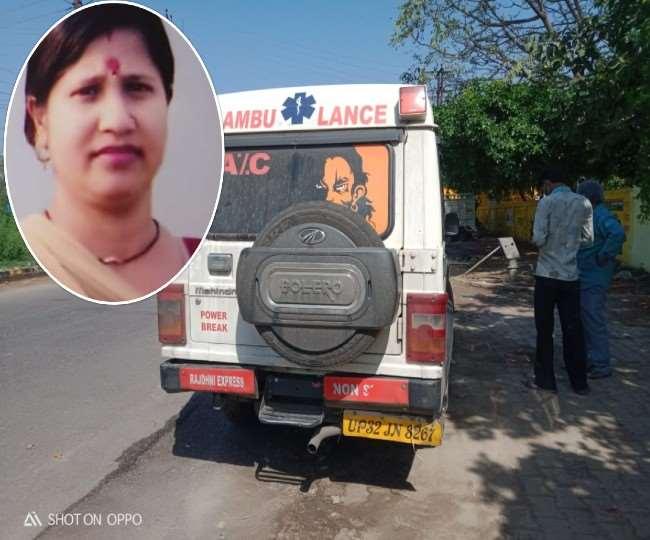 Ambulance driver's misinformation